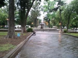 Park in Oaxaca - El Llano