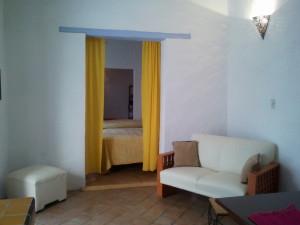 Living Room, Bedroom, Den