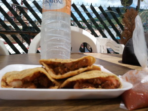 Street Food - Gorditas