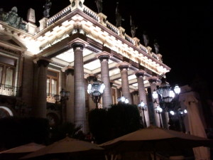 Teatro Juárez