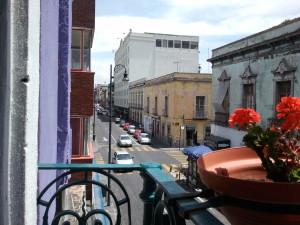 El Hotelito Room View