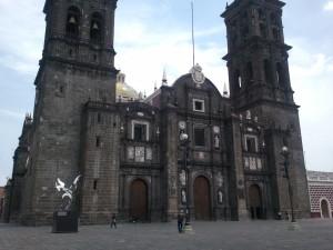 Church at the Zócalo