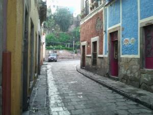 Random Street in GTO